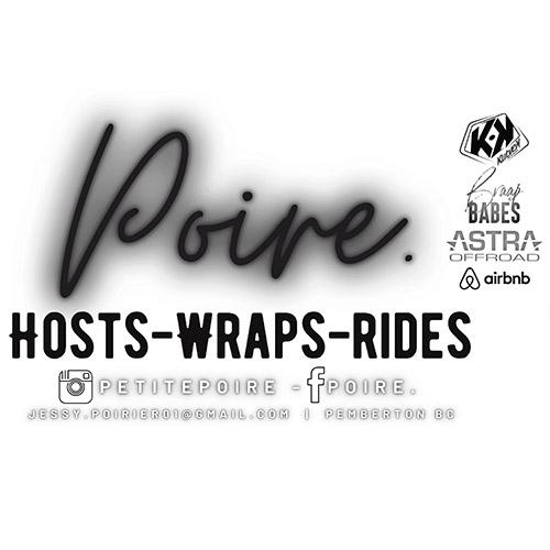poire wraps logo